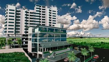 Conjunto Residencial y Comercial CAMPO FLORIDO COMPLEX
